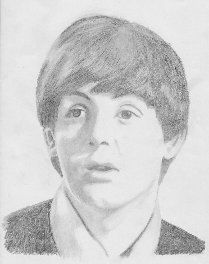 Paul McCartney by JimmyE